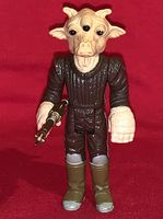 Star Wars Vintage: Ree Yees - Complete Loose Action Figure